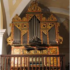 OAM - 1776 Tadeo Ortega Organ