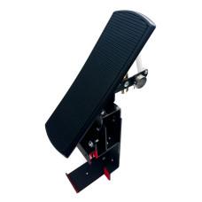 Swell Shoe for MIDI pedalboard - Black Rim