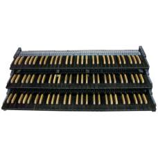 Ebony Wood-Core Pistonless MIDI Keyboards