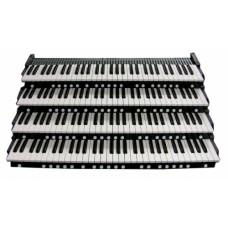 Classic Pro MIDI Organ Keyboards With 20 Pistons