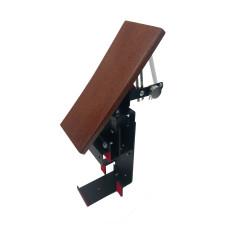 Swell Shoe for MIDI pedalboard - Wood