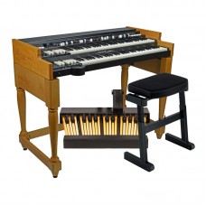 Viscount Legend organ, with Stand, Bench, & 25n Pedalboard